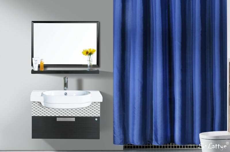 84 inch long shower curtain