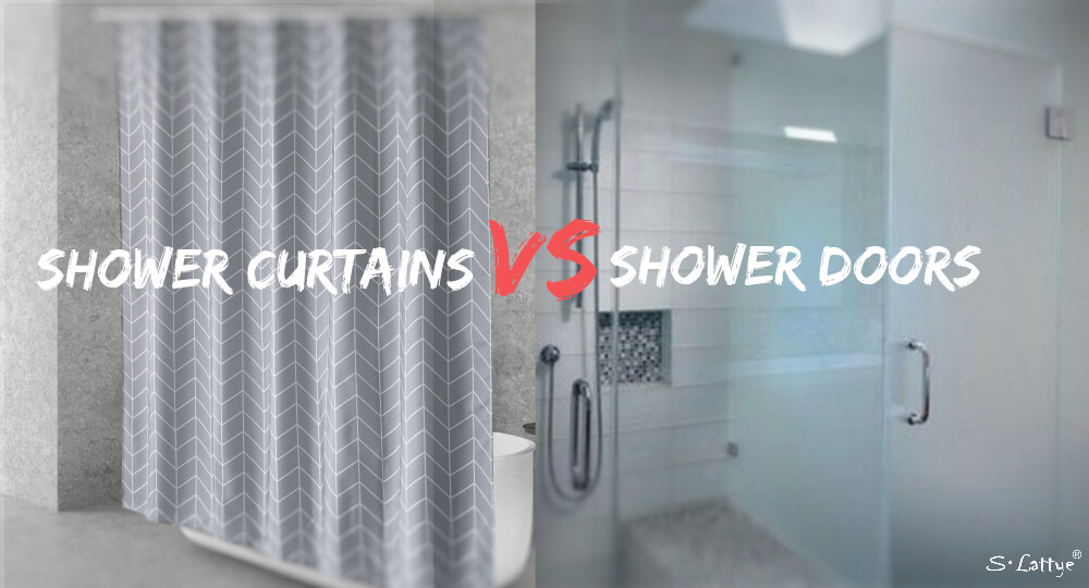 Shower Curtains Vs. Shower doors