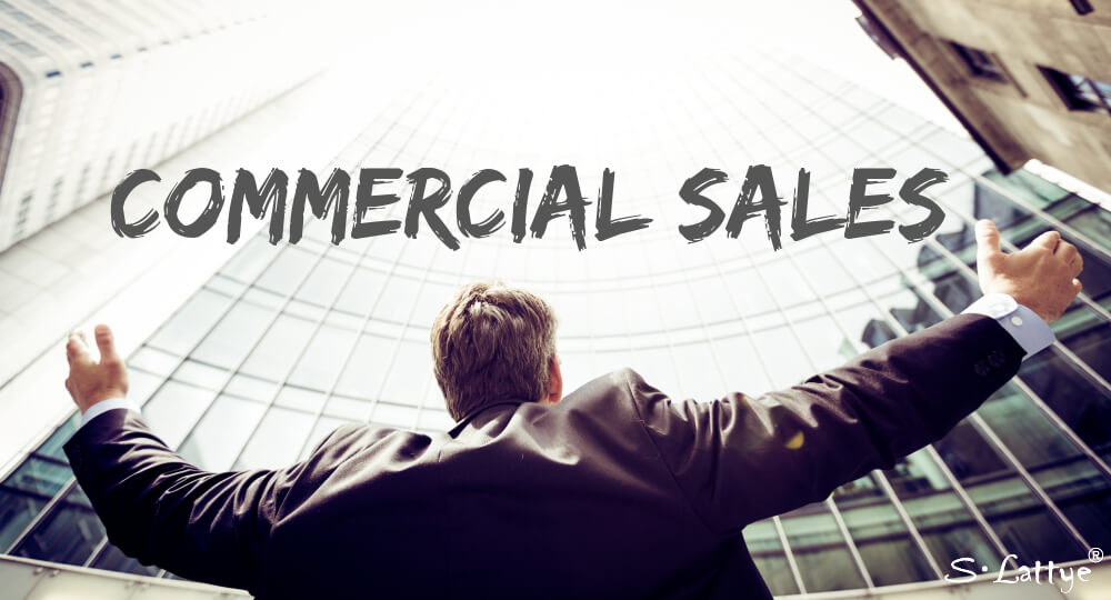 commercial sales by s.lattye