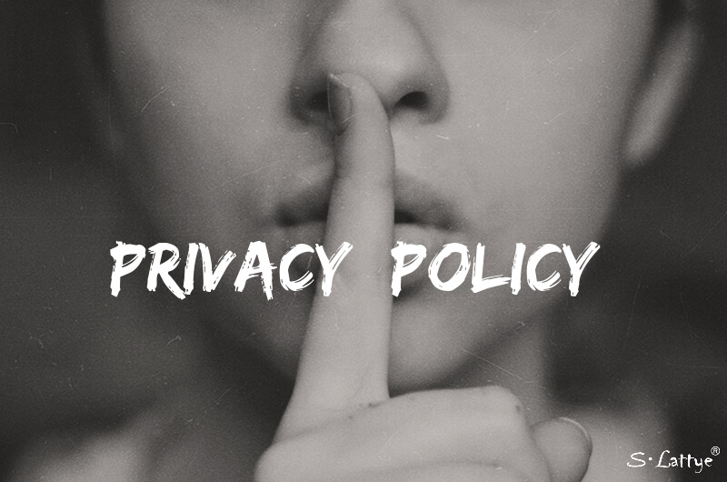 We always follow privacy policy
