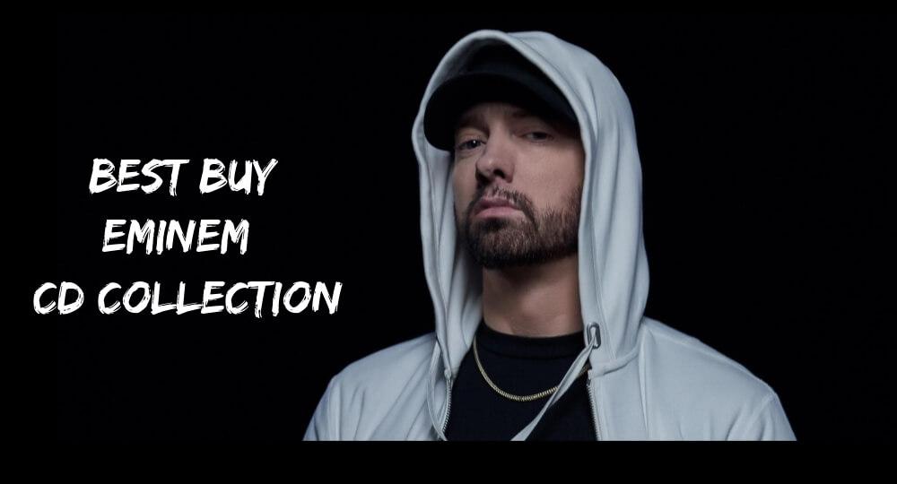 Best Buy Eminem CD Collection